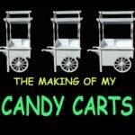 Sweet Treat Candy Cart Construct Just Minutes Youtube