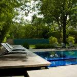 Swimming Pool Decor One Total Photos Modern Forest House Designs