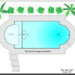 Swimming Pool Drawing Getdrawings