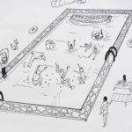 Swimming Pools Drawing Creativity Pixelmari