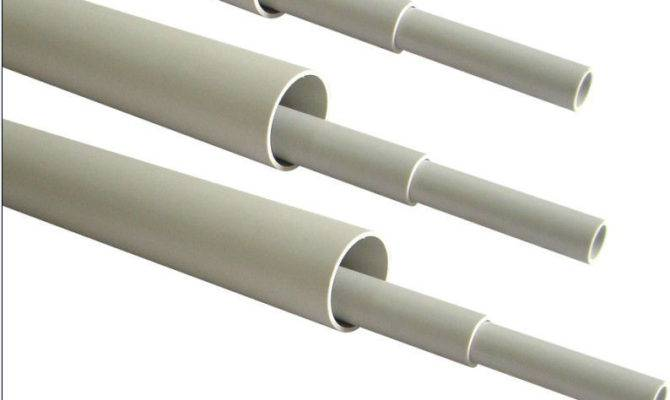 Swin High Quality Pvc Electrical Insulated Cable Pipe