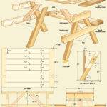 Table Woodworking Plans Easy Projects