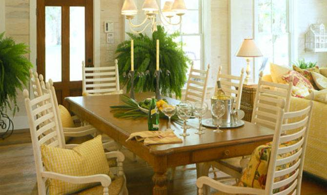 Tabulous Design Southern Living Cottage Year