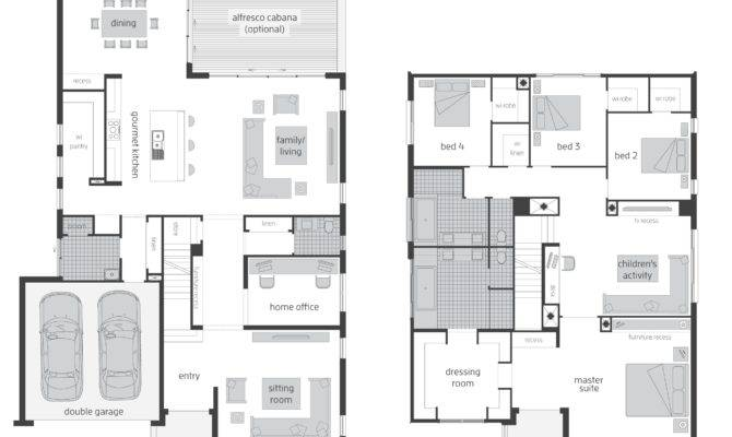Tallavera Floorplans Mcdonald Jones Homes