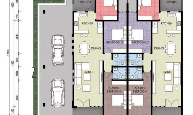 Taman Pantai Luak Miri Single Storey Terrace House
