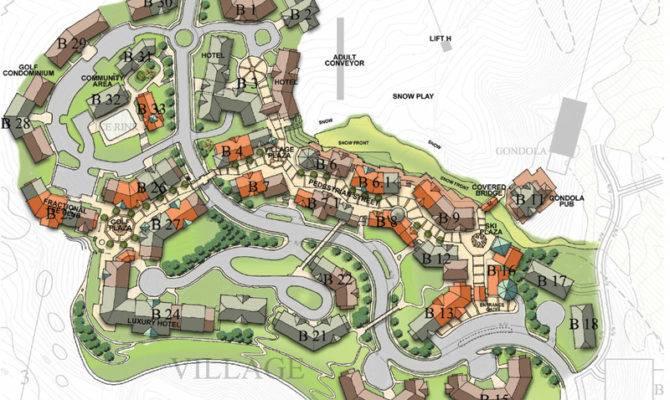Tamarack Resort Master Plan