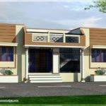 Tamilnadu Style Single Floor Home Kerala Design Plans