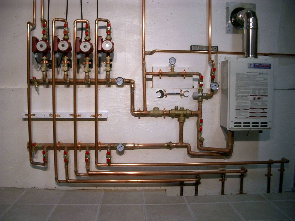 Tankless Water Heater Recirculation Pump House Photos
