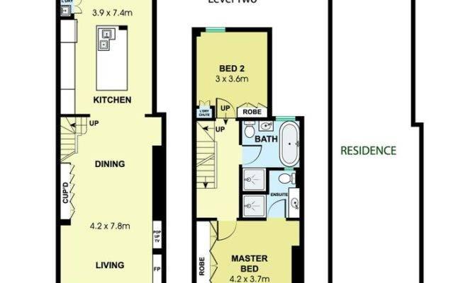 Terraced House Plans Escortsea