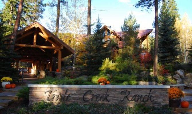 Tested Triple Creek Ranch Montana Relais
