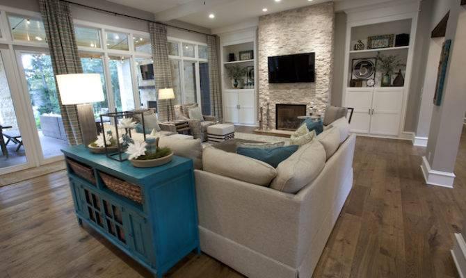 Texas Home Design Decorating Idea Center Living