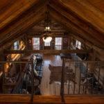 Texas Ranch Barn Living Quarters Sleeping Loft Space