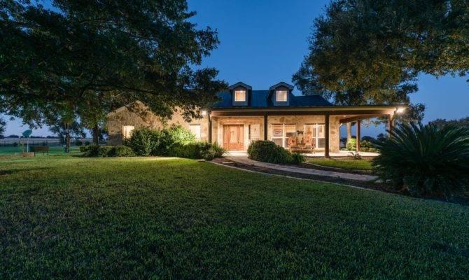 Texas Ranch Style House