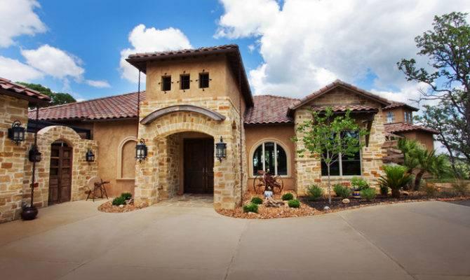Texas Style Mediterranean Jim Boles Custom Homes