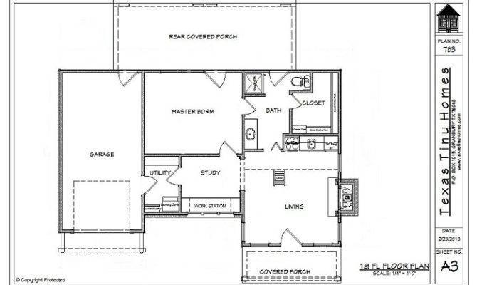 Texas Tiny Homes Home Plans Builder