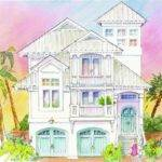 Theplancollec More Story Beach House Plans Beaches Home