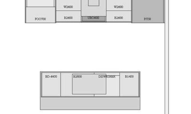 These Example Kitchen Plans Guide Planning