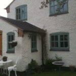 These Hardwood Cottage Style Windows Were Pre Finished Glazed