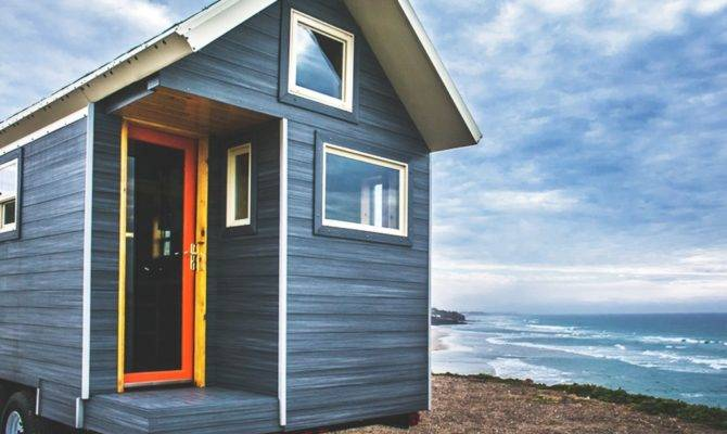 These Super Customizable Monarch Tiny Homes Cost Just