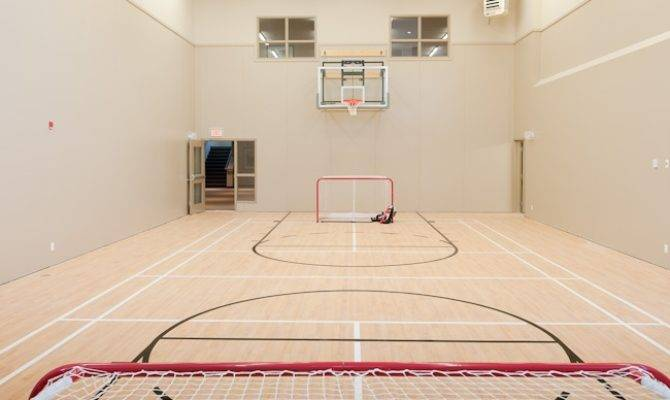Thomas House Nakoma Club Basketball Court Polygon