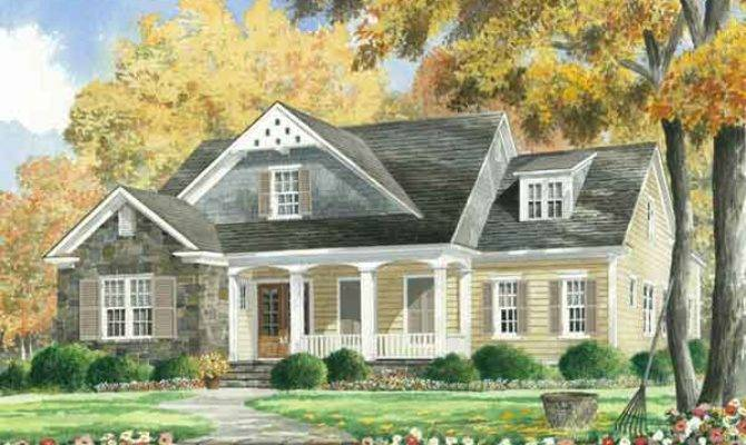 Thornhill Cottage Mitchell Ginn Southern Living House