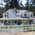 Thought Living Farmhouse Wrap Around Porch