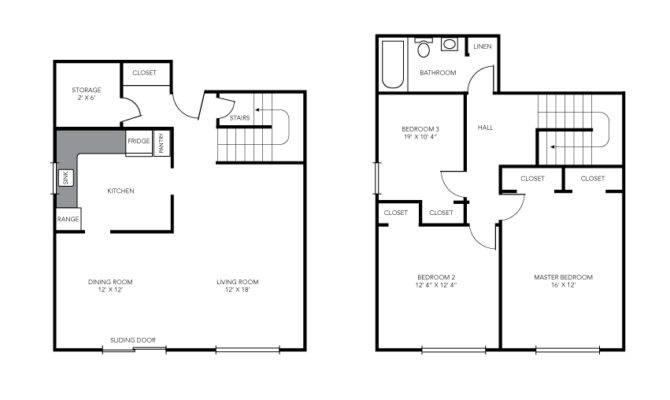 Three Bedroom Maisonette Birchwood Village Rental