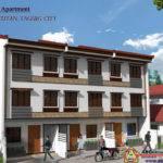 Three Storey Apartment Upper Bicutan Taguig City