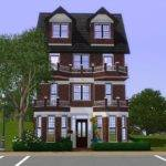 Three Story House Bedrooms Bathrooms