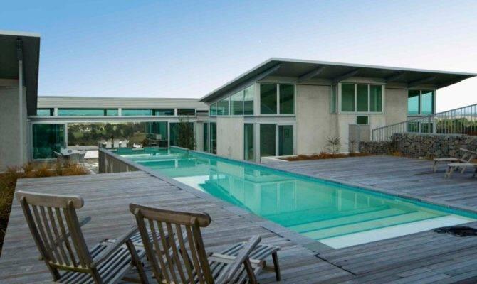 Through Swimming Pools Reveal World Surprises