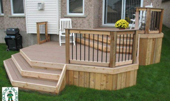 Two Tier Decks 20 Photo Gallery Home