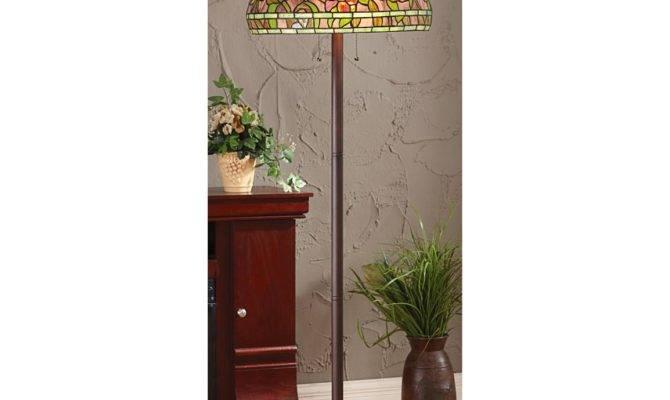 Tiffany Style Floor Lamp Lighting Sportsman