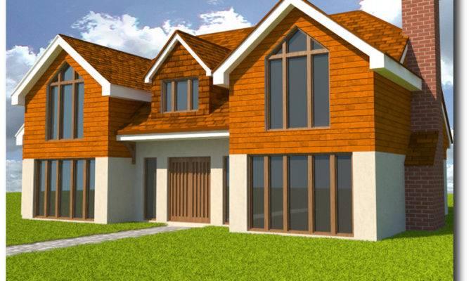 Timber Frame House Kit