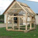 Timber Frame Shed Build Your Own