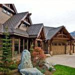 Timber Framed Craftsman House Plan Home Plans Blog