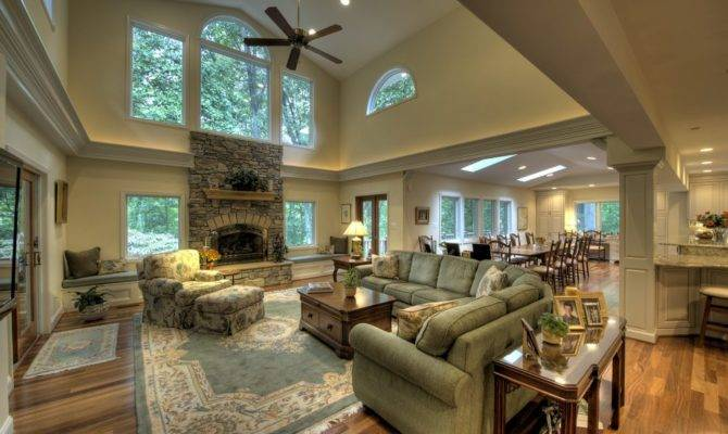 Timeless Great Room Decorating Ideas Living
