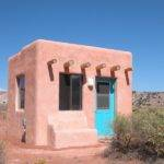 Tiny Adobe Casita House Design