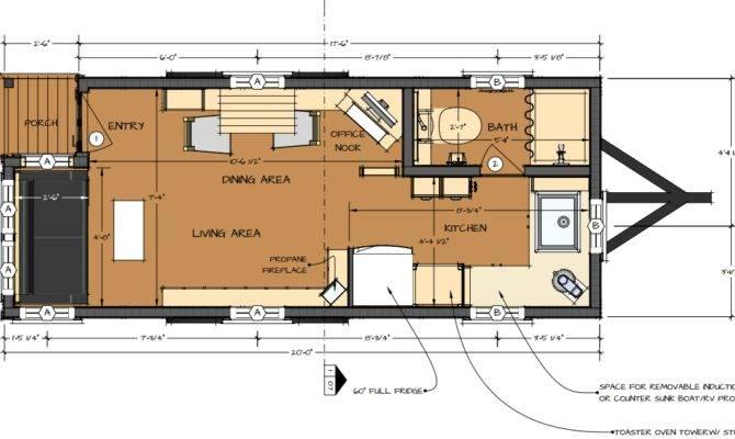 Tiny Home Plans Create Happy Living