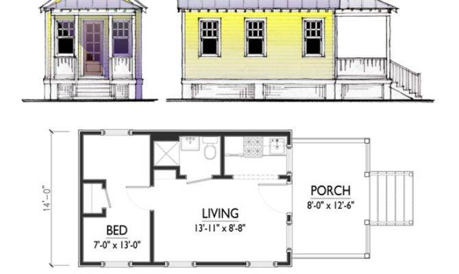 Tiny House Designs One Bedroom Comfortable