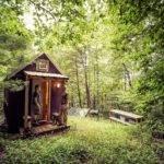 Tiny House Giant Journey Trip Squre Feet
