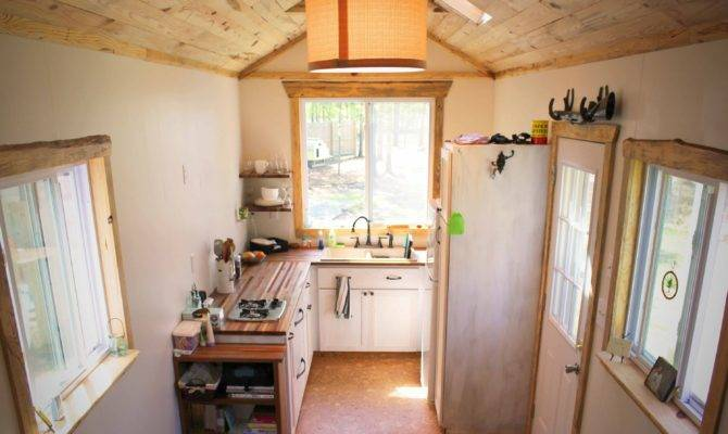 Tiny House Living Ups Downs Dwelling Small