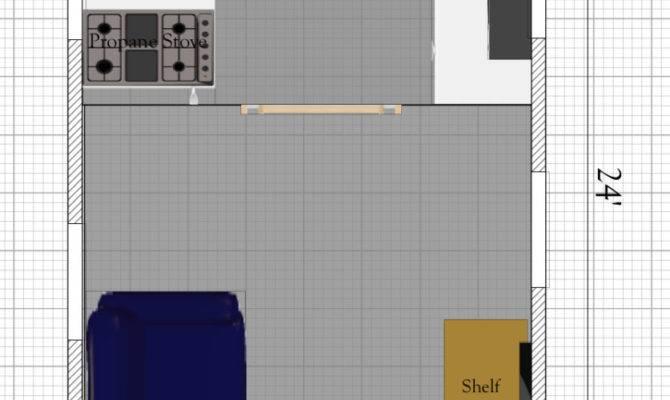 Tiny House Plan Loft Under