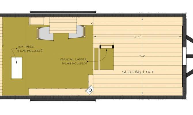Tiny House Plans Small Catalog Living