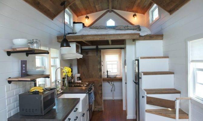 Tiny House Town Modern Farmhouse Home