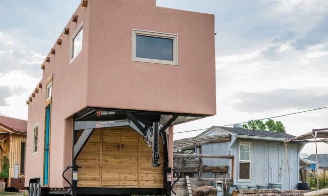 Tiny House Town Southwest Abode