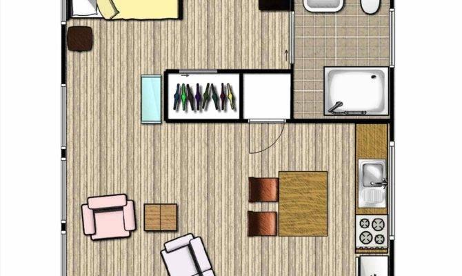 Tiny Houses Floor Plans Arch Dsgn