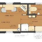 Tiny Houses Floor Plans Homes