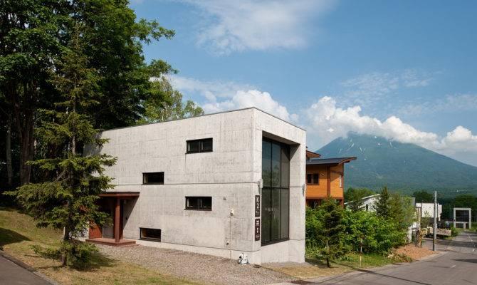 Tiny Modern Concrete House Plans Plan