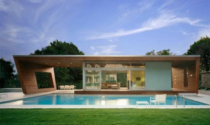 Tips Gorgeous Pool House Designs Ark