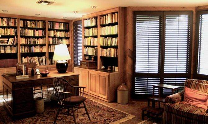 Tips Luxurious Home Office Look Interior